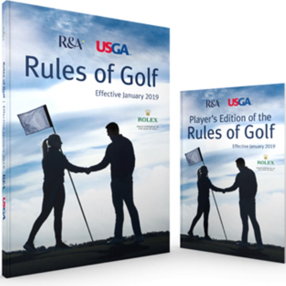 Rules of Golf 19